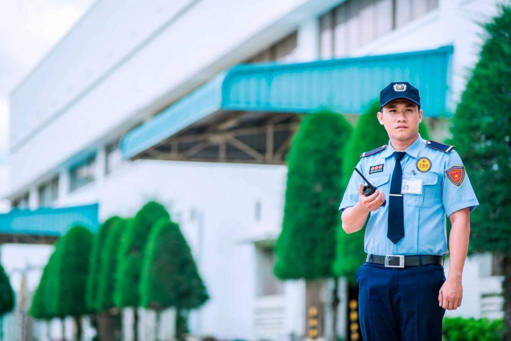 Công ty bảo vệ Quy Nhơn